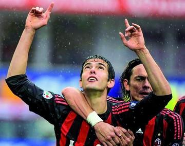 Brasileño Kaká anuncia su retiro del fútbol