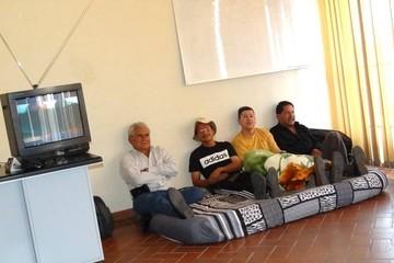 Médicos instalan primeros piquetes de huelga de hambre en Sucre