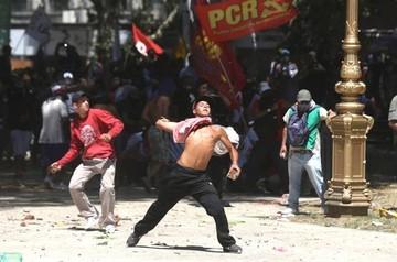 Diputados argentinos abren debate sobre pensiones en medio de caos en calles