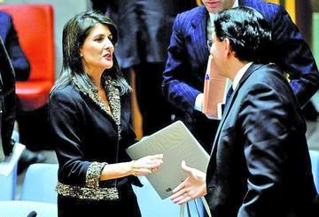 EEUU veta resolución sobre Jerusalén en la ONU