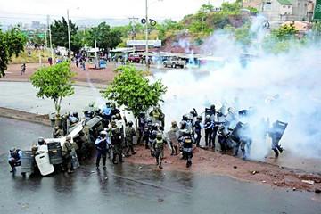 Honduras: Denuncian en la OEA fraude electoral