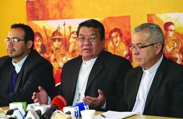 Iglesia Católica reitera críticas por Código Penal