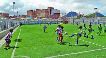 Fútbol ingresa en receso por fin de año