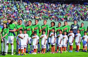 Bolivia, en el Top 50