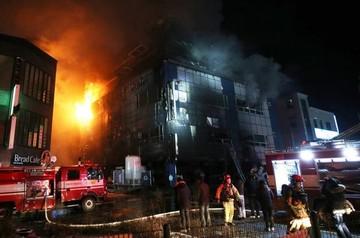 Corea del Sur: Incendio en gimnasio deja 29 fallecidos