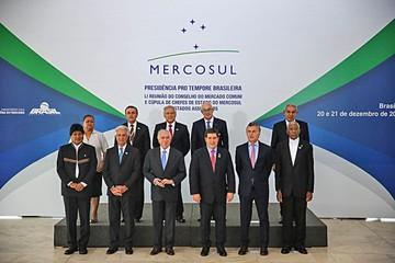 El Mercosur apuesta por la integración con la UE