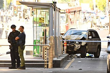 Atropello masivo deja varios heridos en Australia