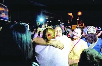 """Presos """"políticos"""" son excarcelados en Venezuela"""