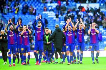 Barça liquida la Liga