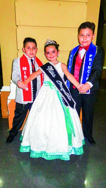 Miss y Míster Chiquitita y Chiquitito 2017