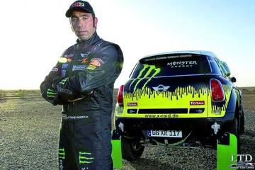 Dakar: Nani Roma cambia Toyota por Mini X-Raid
