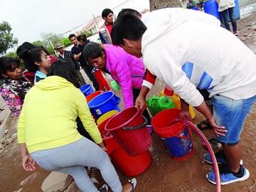 Agua: Planes a corto plazo podrían prevenir escasez