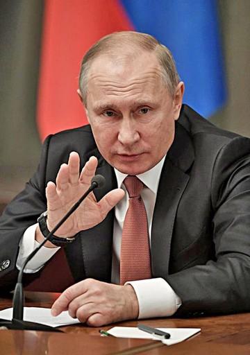 Boicot opositor amenaza elección de Putin en Rusia