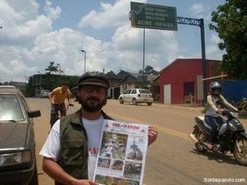 Periodistas asumen defensa de Wilson García