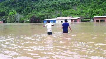 Lluvias castigan a cuatro regiones y 13 municipios