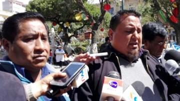 Cooperativas de transporte dan diez días al Gobierno para modificar el Código Penal