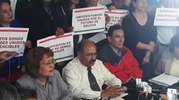 Médicos aceptan diálogo con el Presidente pero sin levantar protestas