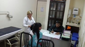 Médicos movilizados atienden hoy gratuitamente