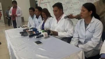 Médicos disidentes crean la Confederación Médica Nacional