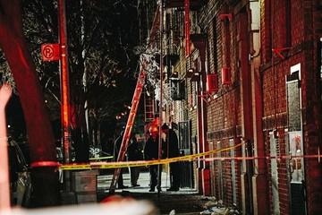Nueva York: Incendio en viviendas deja al menos 12 víctimas