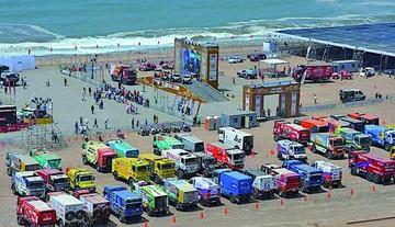 Lima palpita el Rally Dakar