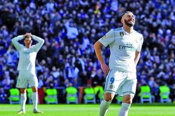 Benzema, baja en Real en inicio de la pretemporada