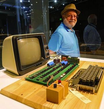 Steve Wozniak: la otra cara de la manzana