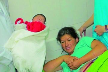 En Sucre el 2018 llegó  con al menos 15 bebés