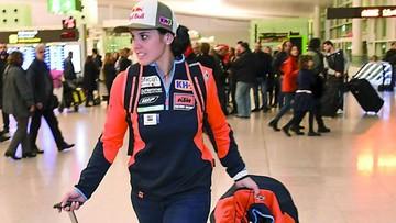 Españolas Laia  y Cristina parten rumbo a Lima