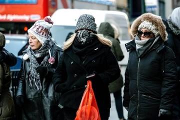 Ola de frío azota este de Estados Unidos