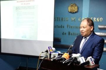 """Romero dice que el paro médico es """"movilización política conspirativa"""""""