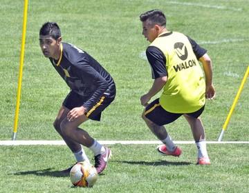 El Tigre declara intransferibles a Bejarano y Castro