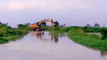 Temporal no da respiro e inunda región cruceña