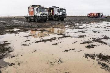 Ruta del Dakar no fue afectada por últimas lluvias