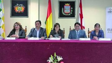 Este 2018 Chuquisaca puede tener referendos