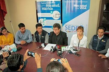 Gobernación admite que cobra aporte a militantes