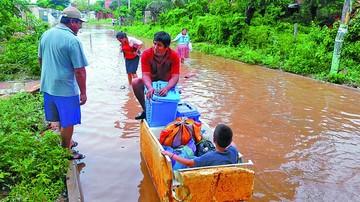 La semana cierra con siete muertos a causa de las lluvias