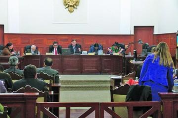 Ex magistrados no fueron citados por caso Misiles