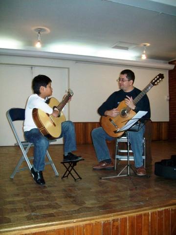 Marcos Puña convoca a su IX Curso de Guitarra