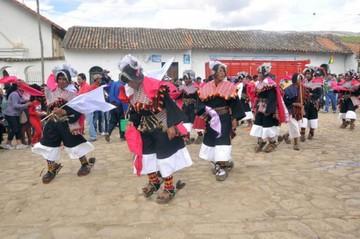 Presto inicia el festejo  de Carnaval con Pucara
