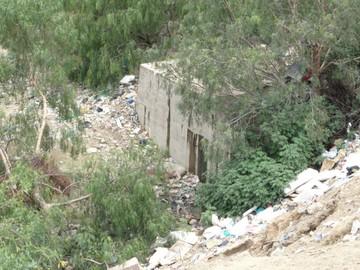 Barrio Morro Magisterio pide transporte y servicio sanitario