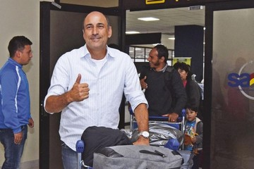 Vinícius anticipa llegada  de jugadores brasileños