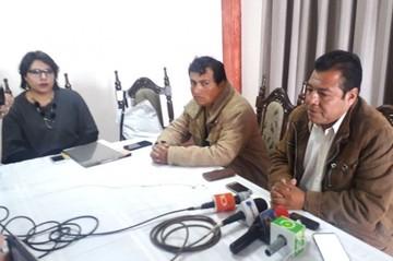 Comité Departamental de Movilizaciones de Codeinca confirma paro cívico para este jueves