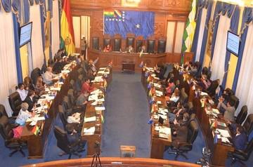 Senadores sancionan proyecto de ley que deroga artículos 137 y 205 del nuevo Código Penal