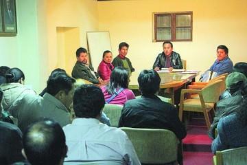 Ratifican el paro cívico