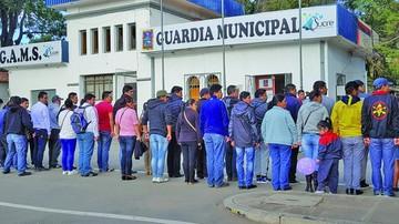 La Alcaldía prescinde de 30 guardias municipales