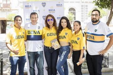 Aprendiendo fútbol con Boca