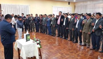 Sucre: Posesionan a 26 directores distritales de educación