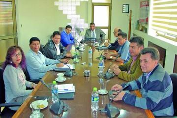 Fancesa: Rivero reasume  ante la falta de consenso