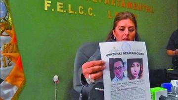 La Paz: Mujer va a prisión por caso de  pareja desaparecida